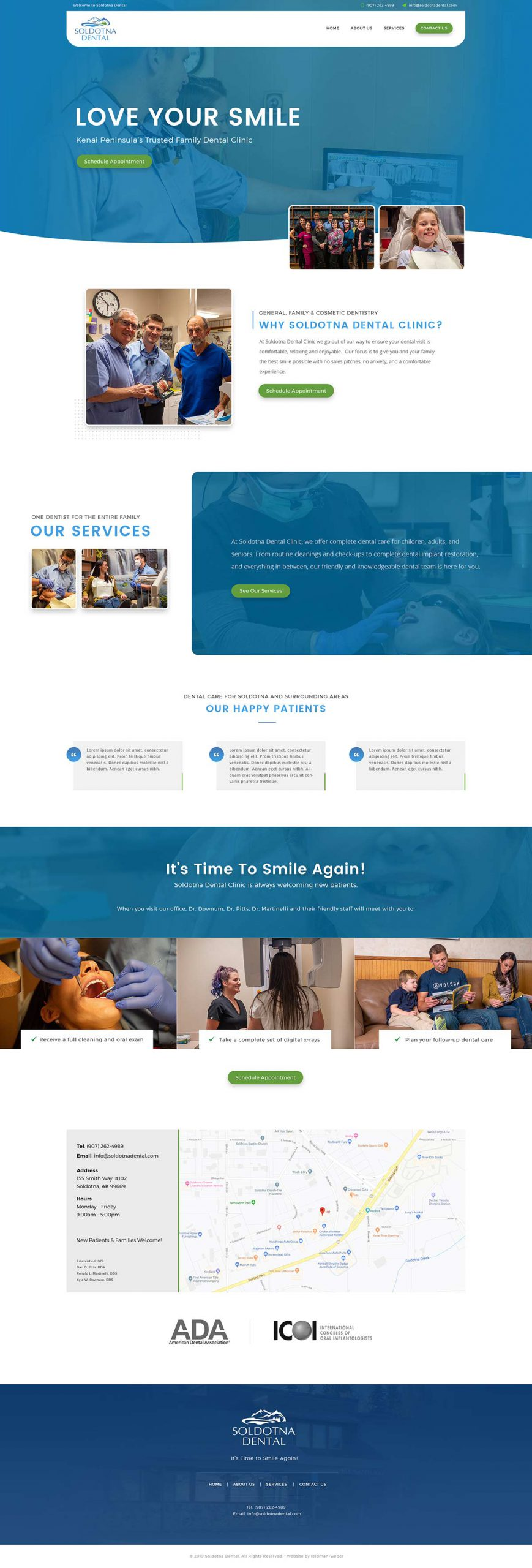 Soldotna Dental Homepage