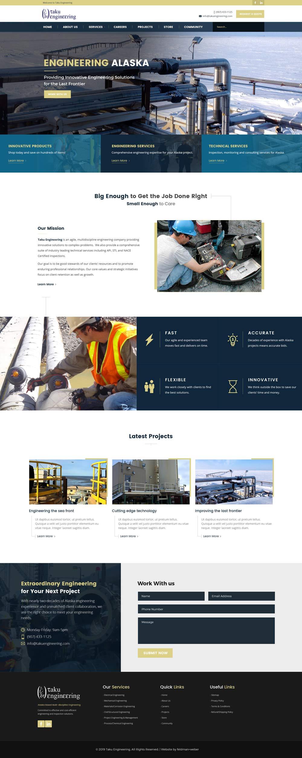 Taku Homepage